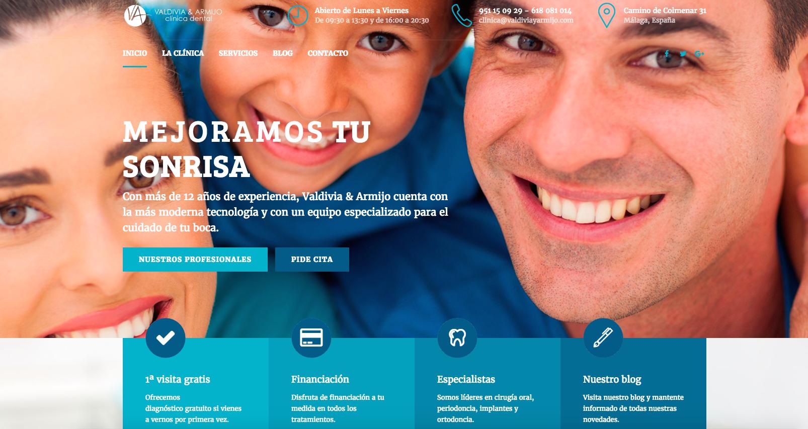Clinica Dental Malaga Valdivia Y Armijo Dentista Malaga